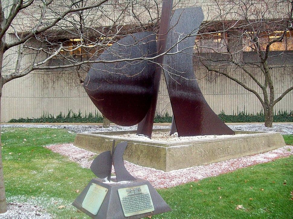 Nolan N. Guzzetta Sculpture