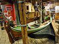 Nordlandsbåt på Pomormuseet i Vardø.jpg