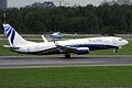 Nordstar Airlines, VQ-BDZ, Boeing 737-8K5 (15833709134).jpg