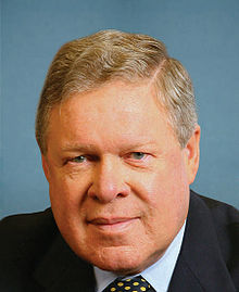 Norman Dicks, official portrait, 111th Congress.jpg