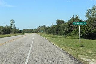 Normanna, Texas Census-designated place in Texas, United States
