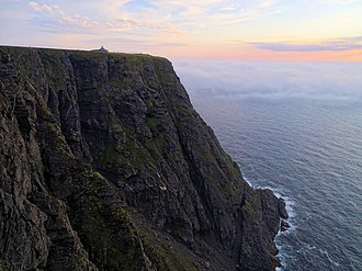 North Cape (Norway) - Midnight sun at the North Cape