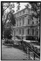 North elevation, center pavillion - New York City Hall, City Hall Park, New York, New York County, NY HABS NY,31-NEYO,91-4.tif