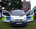 Northern Constabulary - Inverness Scotland - Vauxhall Vivaro van.jpg