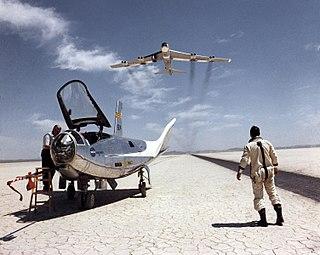 Northrop HL-10 lifting body prototype