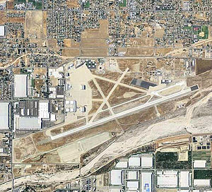 Norton Air Force Base - 2006 USGS airphoto