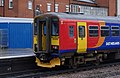 Nottingham railway station MMB A1 153355.jpg