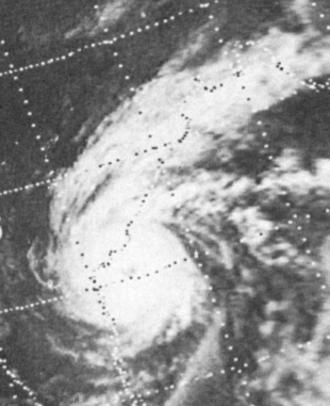 1977 North Indian Ocean cyclone season - Image: Nov 1977indiatc