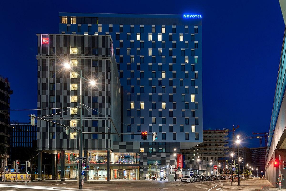 Ibis Hotel Wien Hauptbahnhof