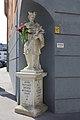 Nußdorf - Nepomukstatue, Heiligenstädterstraße.JPG