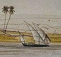 Nugger 'Near Mensheeh. Jany. 15. 1854.' (78) RMG PU9088 (cropped).jpg