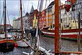 Nyhavn canal boats - panoramio.jpg