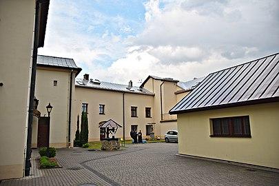 Oświęcim, Zespół klasztorny Serafitek19.jpg