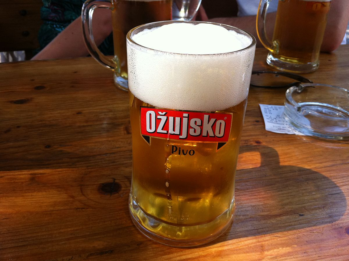 Beer In Croatia Wikipedia
