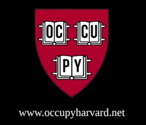 Occupy Harvard - Occupy Harvard logo