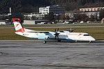OE-LGH DHC-8-402Q Austrian Innsbruck 11-12-15 (23203252104).jpg
