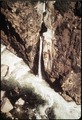 ONE OF THE WATERFALLS ALONG THE UPPER KINGS RIVER IN AN INACCESSIBLE GORGE. A DAM IS PROPOSED FOR - NARA - 542699.tif