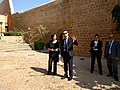 OSCE PA President Christine Muttonen visits the Kasbah of the Udayas, Rabat, 22 September 2017 (37320153756).jpg