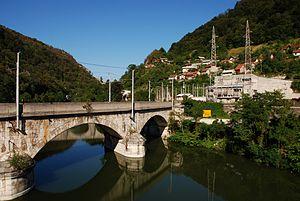 Obrežje pri Zidanem Mostu - Image: Obrežje pri Zidanem Mostu
