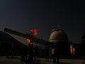 Observation au clair de lune à la grande lunette de l'Observatoire des Baronnies provençales.jpg