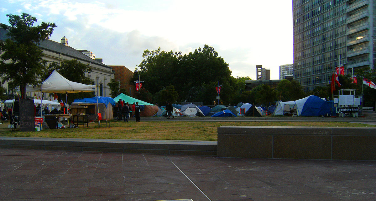 News New Zealand Wikipedia: Occupy Protests In New Zealand