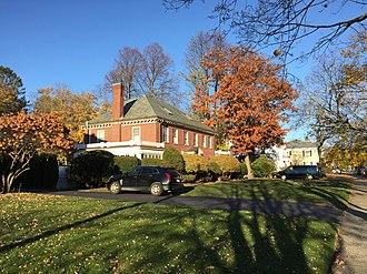 Diamond Historic District (Lynn, Massachusetts) - Ocean Avenue