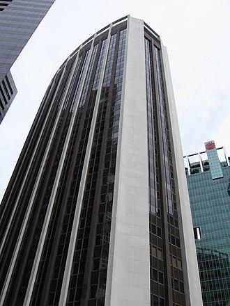 Ocean Financial Centre - Image: Ocean Building, Dec 05