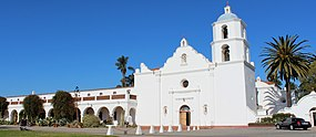 Oceanside, CA USA - Mission San Luis Rey De Francia, 1798 - panoramio (cropped).jpg