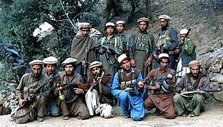 Mujahideen commander