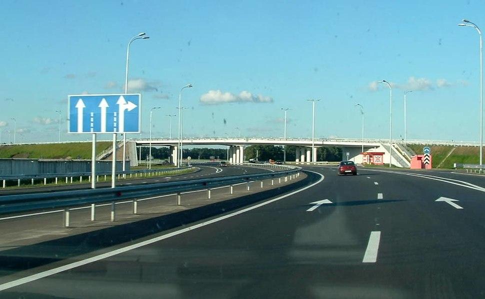 Odessa road