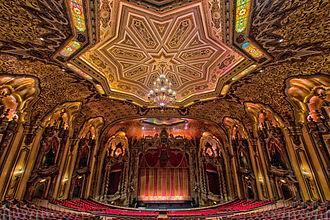 Ohio Theatre (Columbus, Ohio) - Image: Ohio Theatre (feb 2014) 3