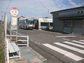 Ohmi Kondo bus stop20111108.JPG