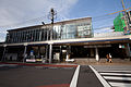 Oimachi Station West Exit.jpg