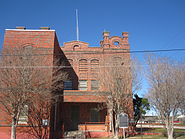 Old Atascosa County Jail, Jourdanton, TX IMG 2529