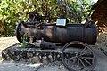 Old German locomotive, Selous Game Reserve (28442686094).jpg