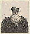 Old Man with Beard, Fur Cap, and Velvet Cloak MET DP814338.jpg