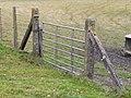 Old Railway Gate - geograph.org.uk - 1035683.jpg