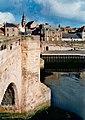 Old bridge over the Tweed at Berwick. - geograph.org.uk - 114852.jpg