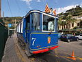 Old tram at Barcelona pic07.JPG