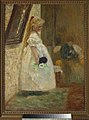 Olga Boznańska - Granny's name day - MP 400 - National Museum in Warsaw.jpg