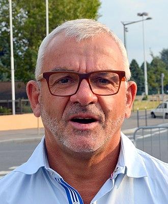 Olivier Rouyer - Image: Olivier Rouyer juillet 2014