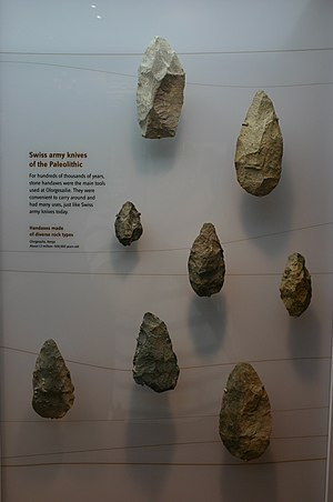 Olorgesailie - Hand axes