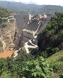 Gilgel Gibe III Dam - Wikipedia