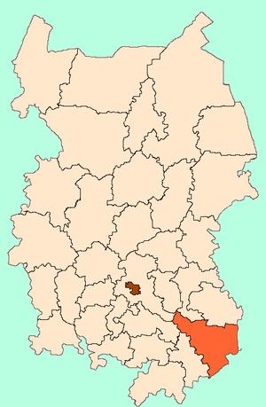 Cherlaksky District