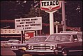 One of Many Service Stations in the Portland Area Carrying Signs Reflecting the Gasoline Shortage 06-1973 (4271651983).jpg