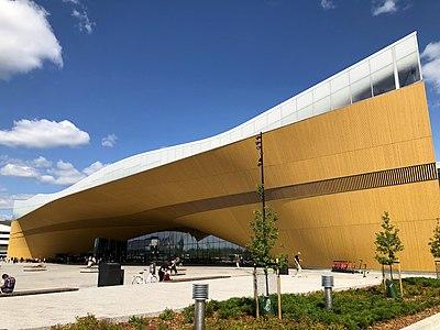 Bibliothèque centrale d'Helsinki Oodi