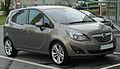 Opel Meriva B front 20100723.jpg
