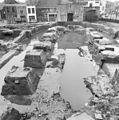 Opgegraven fundering gezien naar het oosten - Leiden - 20134495 - RCE.jpg