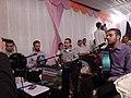 Orchestre traditionnel lors d'un mariage marocain.jpg
