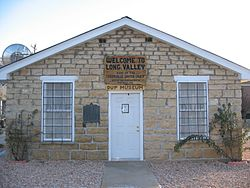 Orderville museum of the Daughters of Utah Pioneers, December 2007